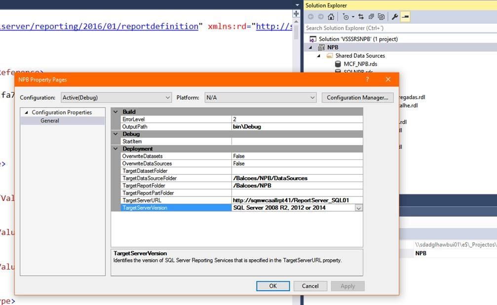 SSRS MSBuild Idiosyncrasy – SoftwareLab Blog
